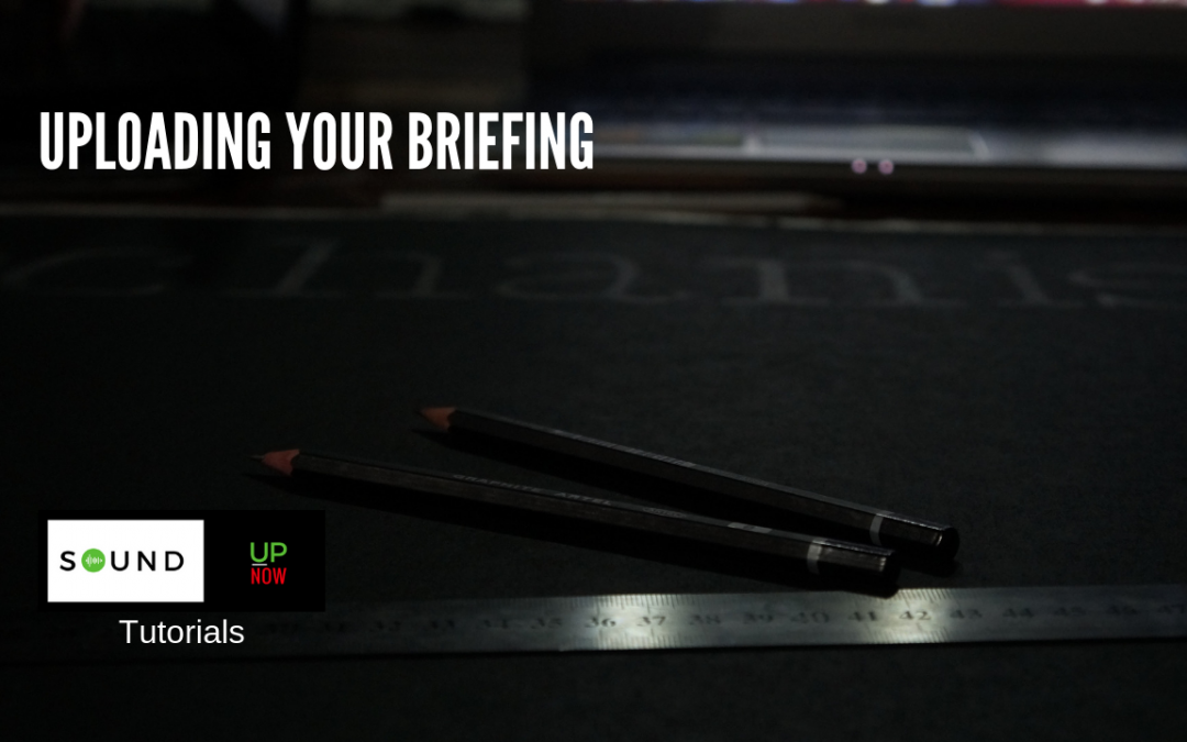 Uploading Your Briefing