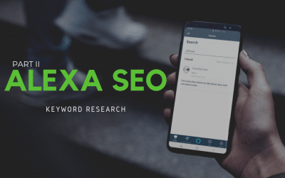 Let's Talk Alexa SEO PART II: Keyword Research