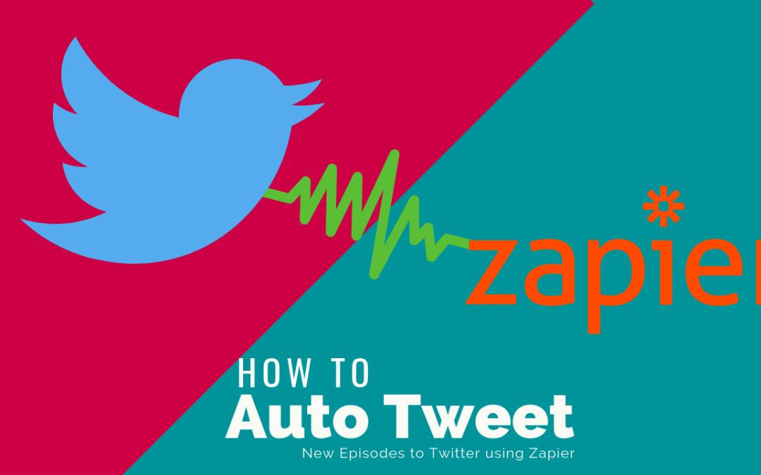 How to Auto Tweet New Episodes